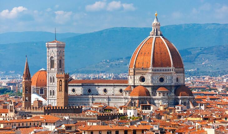 کلیسای جامع فلورانس پس از قرنها به یک شاهکار معماری تبدیل شد!