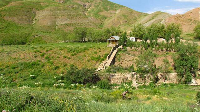 گچسر به طالقان ( سفر در طبیعت و روستاهای طالقان، با دوچرخه )