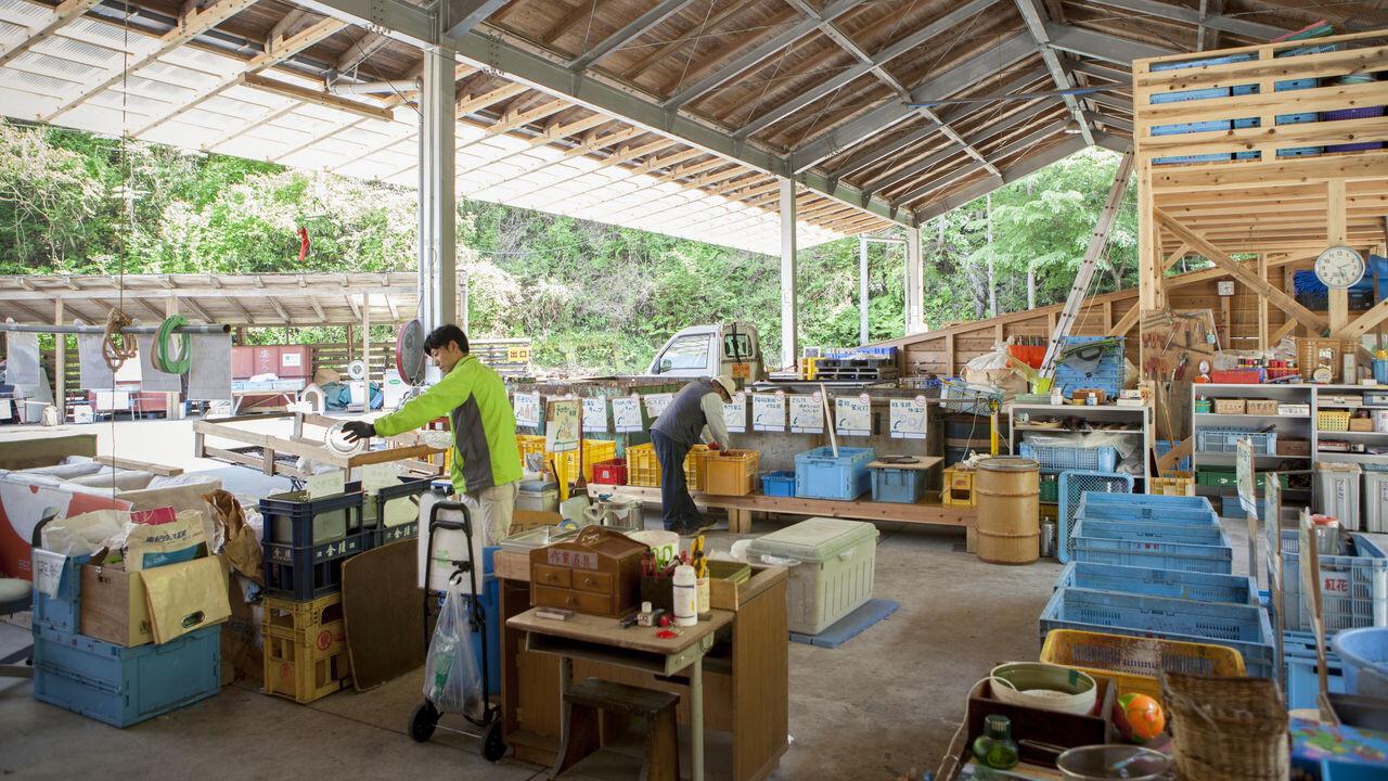 کامیکاتسو، شهری که هیچ زباله ای تولید نمی کند