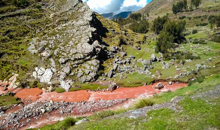 رود سرخ کوسکو، مسیری به رنگ خون در میان طبیعت زیبای پرو!