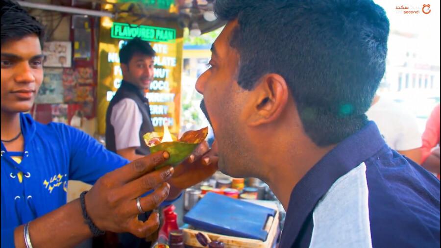 غذاهای خیابانی عجیب و خاص در هند!