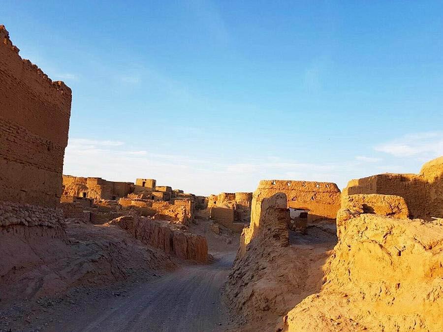 با کشیت، قلعه تاریخی 6 هزار ساله در کرمان آشنا شوید!