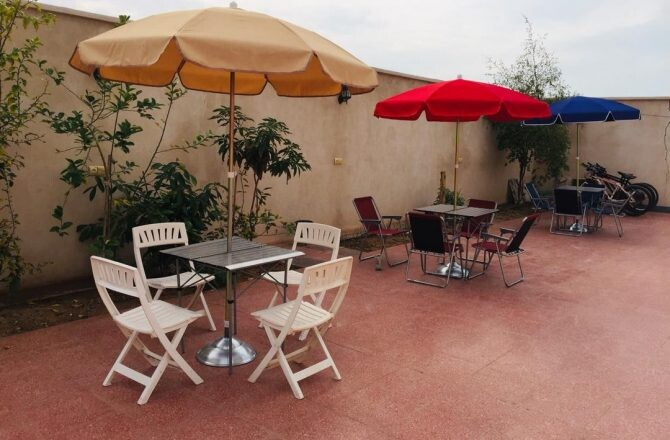 Sahel e sorkh Hotel Restaurant