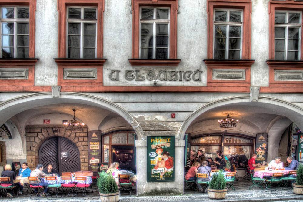 Restaurant U Glaubicu