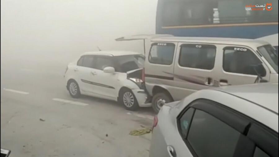 چرا این پدیده خطرناک هر سال در هند اتفاق می افتد؟