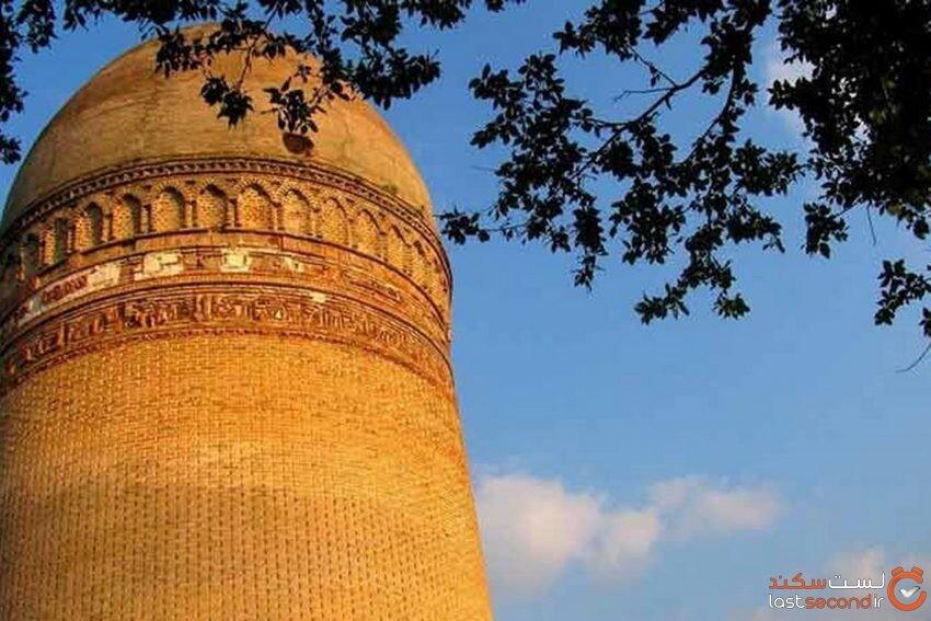 برج لاجیم، نگین ارزشمند سوادکوه