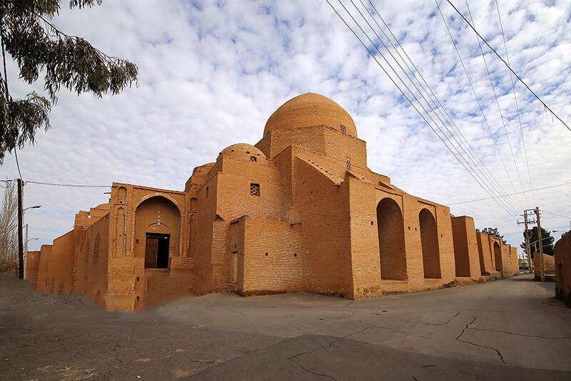 Jameh Mosque  Ardestan
