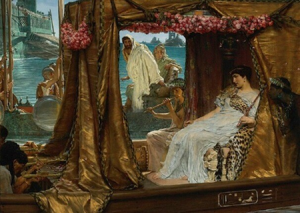 حقایق جالب و عجیبی درباره کلئوپاترا، قدرتمندترین ملکه مصر!