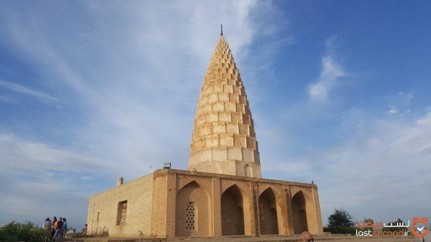 آرامگاه یعقوب لیث، آرامشی در قلب دزفول