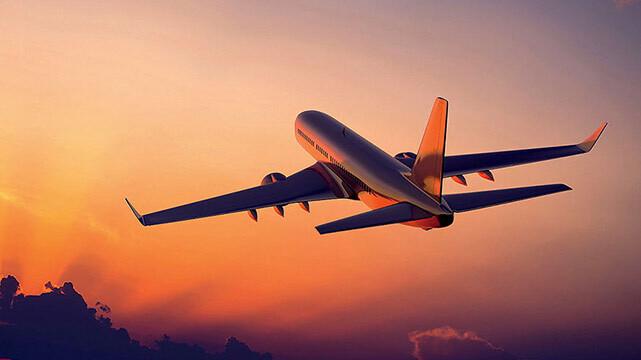 استرس سقوط هواپیما