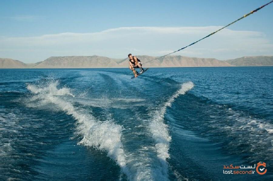 آیا افسانه هیولای دریاچه برلیک در آمریکا حقیقت دارد؟
