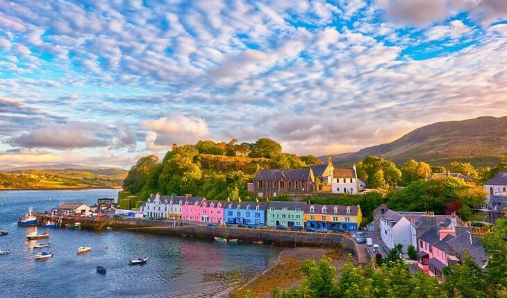 زیباترین شهرهای کوچک جهان که حیرت زده تان می کنند!