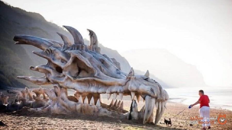 عجیب ترین چیزهایی که تاکنون در سواحل پیدا شده اند!