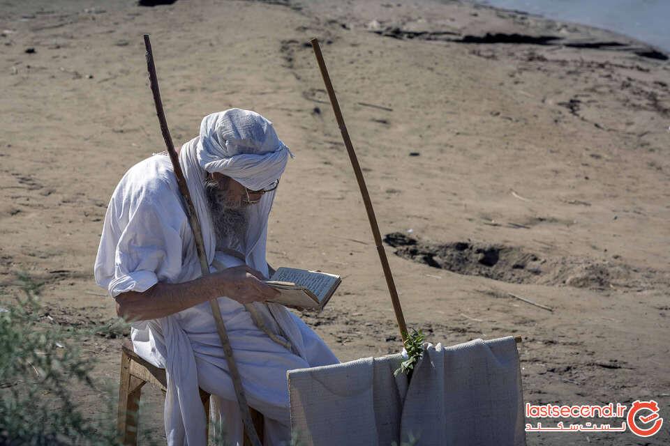 سفر برای مذهب منداییان به اهواز
