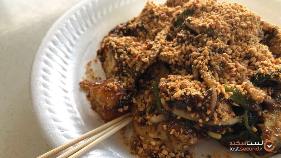 روجاک، سالاد محبوب سنگاپوری ها، چیست و چرا انقدر طرفدار دارد؟