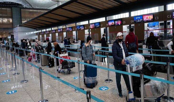 توقف مجدد پروازهای بین ایران و ترکیه از ساعت صفر روز 13 مهر