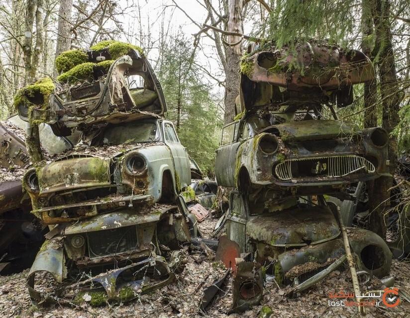 زیبایی فراموش شده مکان های متروکه در سراسر انگلستان!
