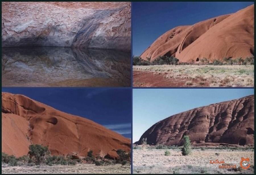 سایت بومی و مقدس صخرهٔ آیرز از گوگل استریت ویو حذف شد