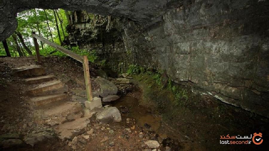 گفته میشود غار تنسی خانه یک جادوگر انتقام جو است!
