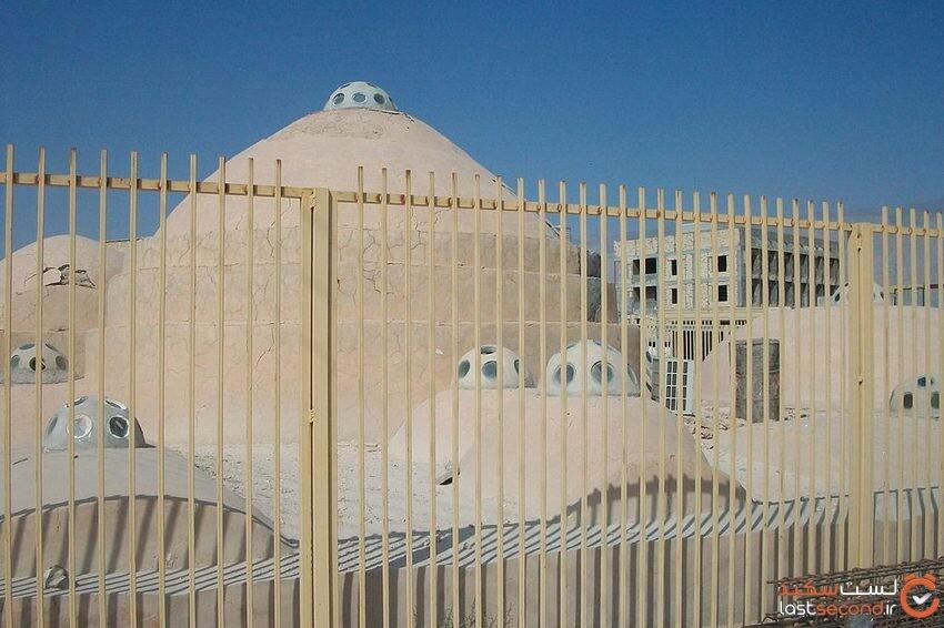 حمام خان بستک، حمامی در اعماق زمین