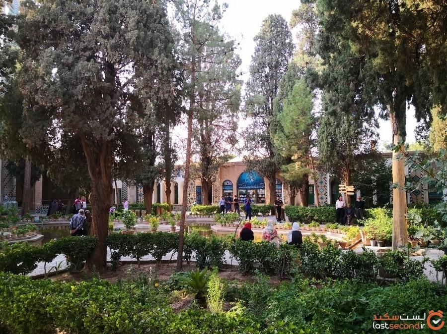 شاه نعمت الله ولی، آرامگاهی با آرامشی خاص در کرمان