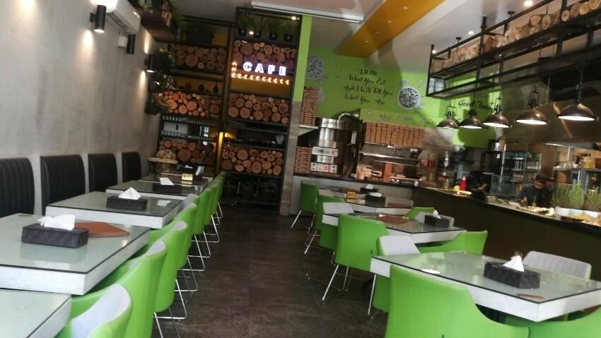 کافه رستوران دلپره