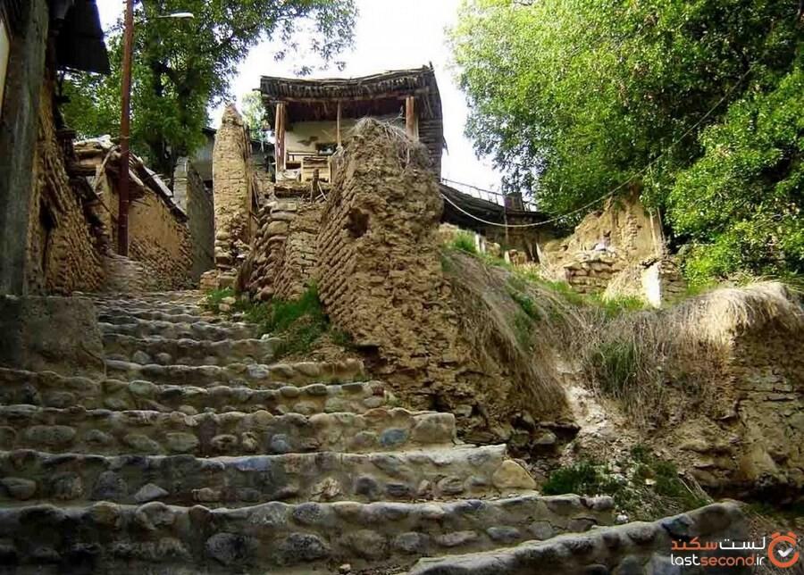 روستای بی نظیر برغان کرج