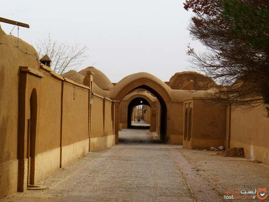 فهرج، روستای باستانی در قلب یزد