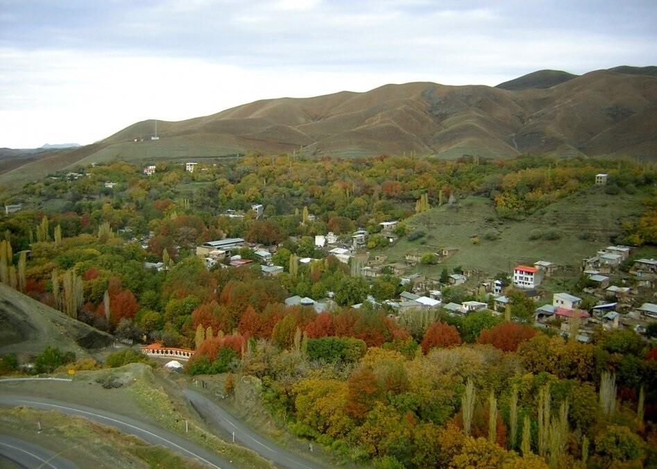 روستای بی نظیر برغان کرج، سرزمین آلوچه های ایران زمین!