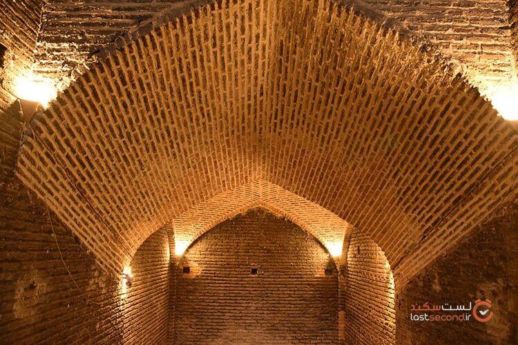 آب انبار سردار بزرگ، بزرگترین آب انبار تک گنبدی ایران