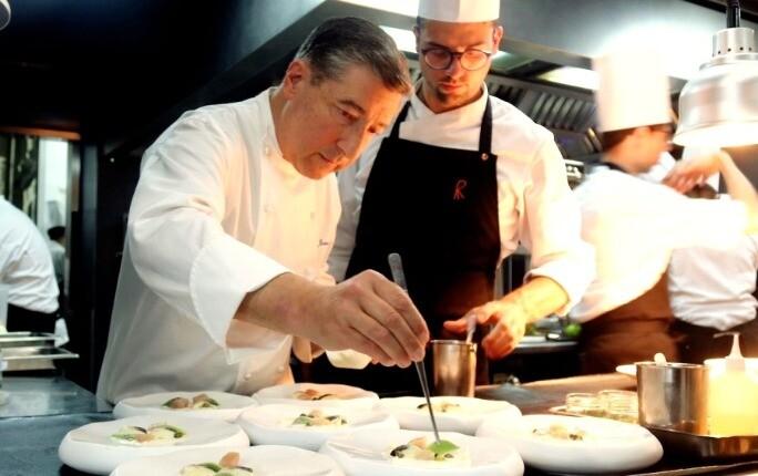 پرستاره ترین و بهترین سرآشپزهای دنیا را بشناسید!
