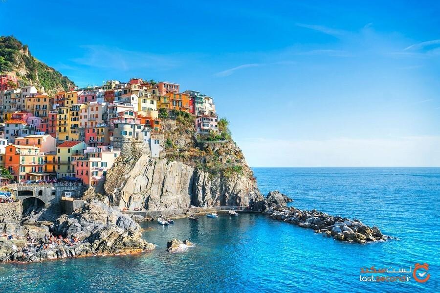 شهرهای کوچک اروپایی که مستقیما از کتاب داستان بیرون آمده اند!