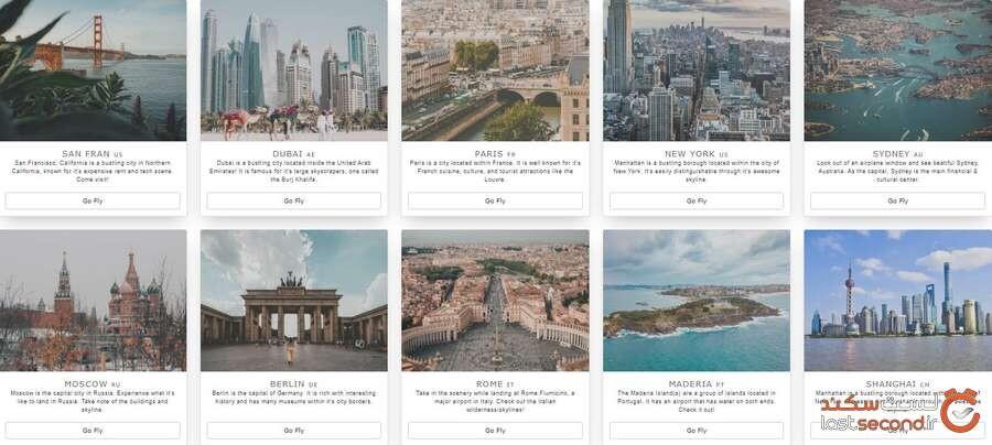 معرفی وب سایتی که شما را رایگان به سفر دور دنیا میبرد