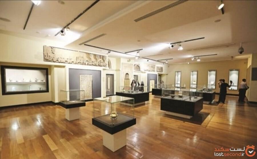 موزه بزرگ خراسان مشهد
