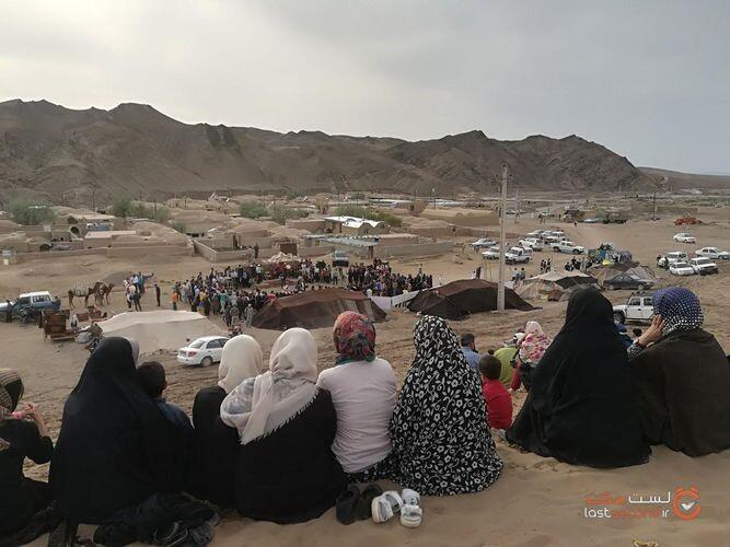 منطقه حفاظت شده خاتوران، آفریقای ایران
