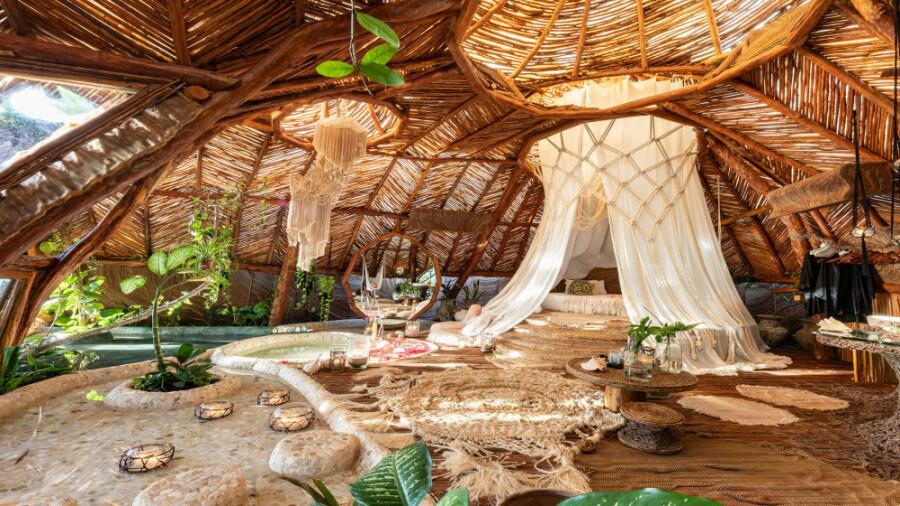 هتل آزولیک، رمانتیک ترین و شگفت انگیز ترین هتل دنیا!