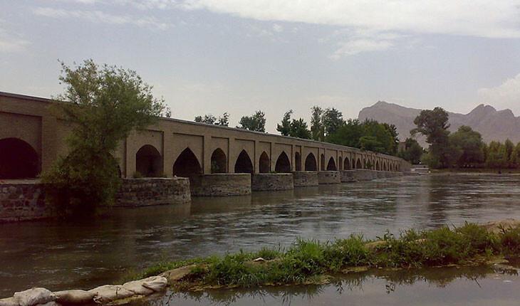 پل مارنان، بازمانده زیبا از دوران صفوی در غرب اصفهان