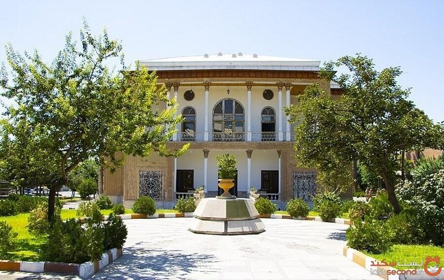 عمارت تیمورتاش