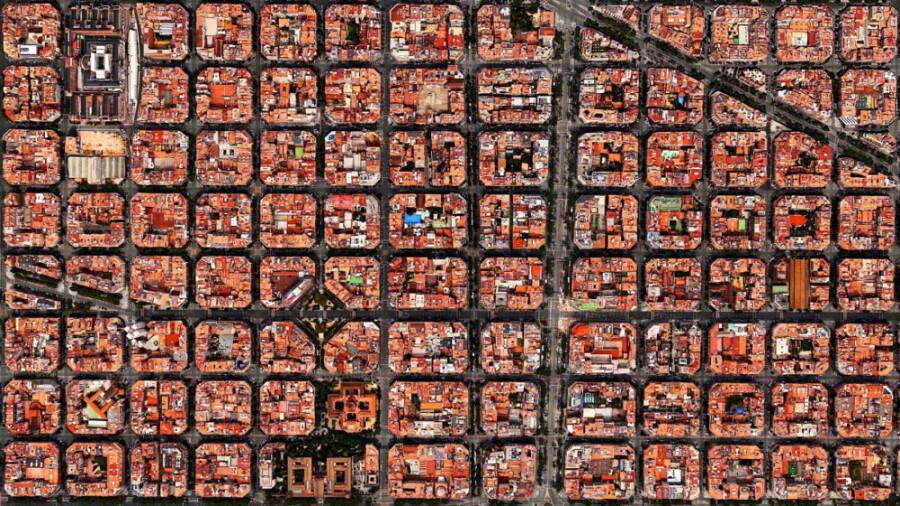 بارسلون، شهری با معماری بی نظیر!