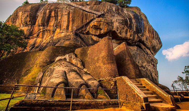 خیره کنندهترین مناظر طبیعی سریلانکا