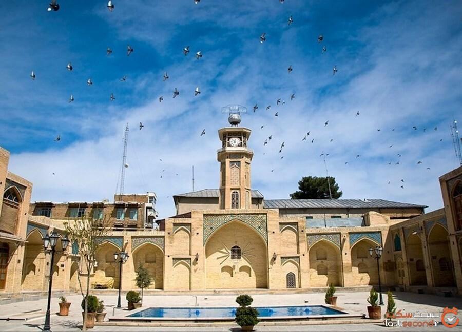 عمادالدوله مسجد کرمانشاه