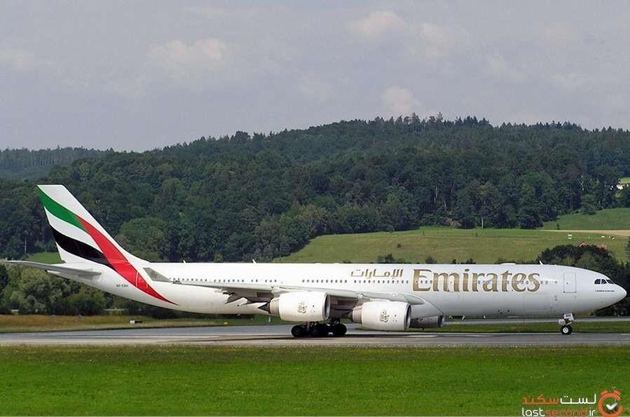 ایرباس A340-500