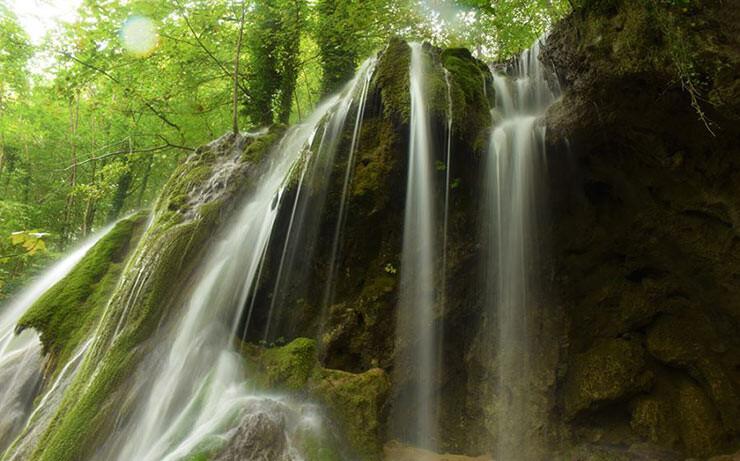 آبشارهای جذاب و پرطرفدار در خطه سبزپوش مازندران