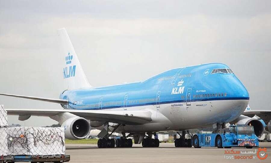 بوئینگ 400-747