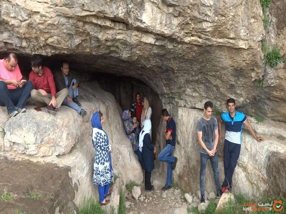 غار شکارچیان
