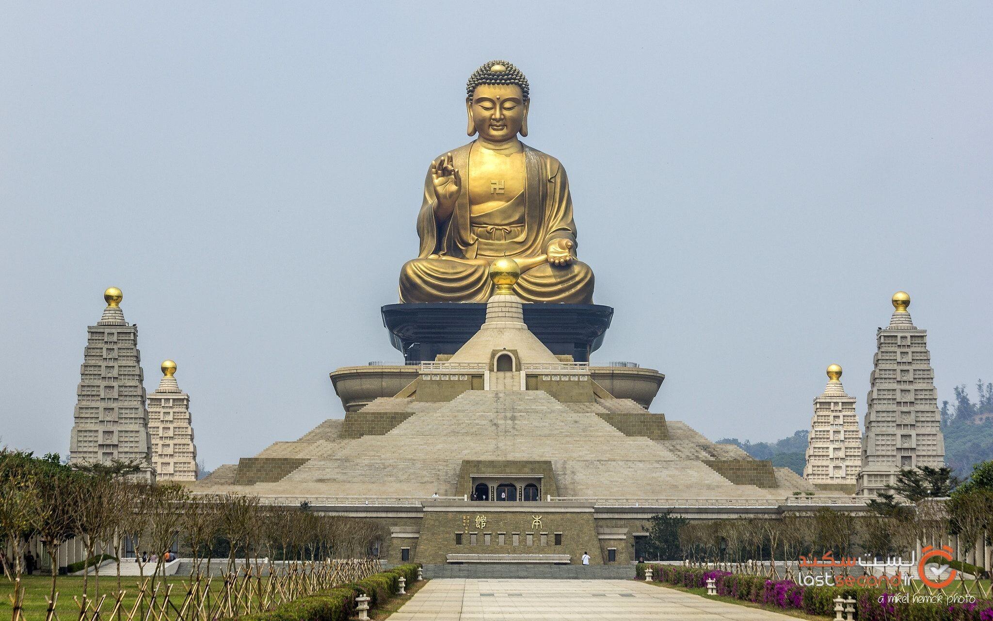 موزه بودایی فو گوانگ شان