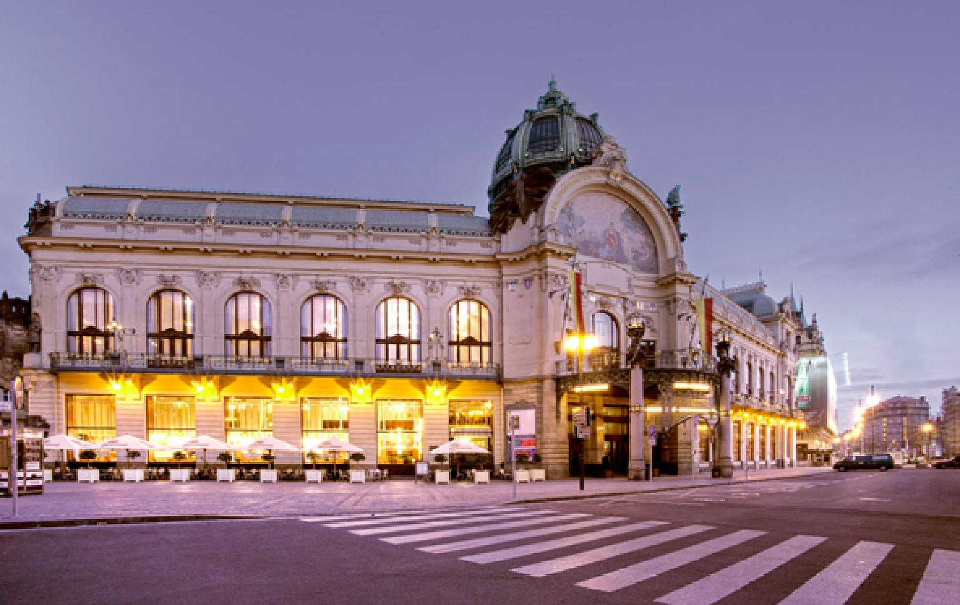 میدان جمهوری پراگ