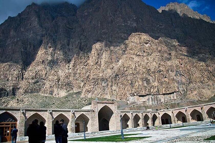 Safavid Caravansary