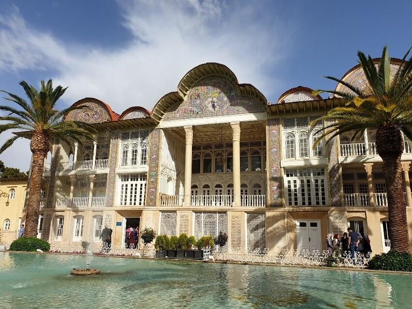 ارم، باغ بی همتا در شیراز