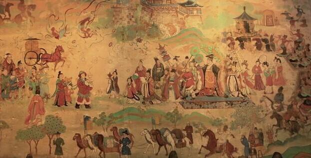 ردپای ایرانیان در فرهنگ ژاپن باستان